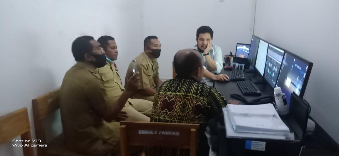 Simulator Tunjang Pembelajaran NKPI di SMKN Pantai Baru